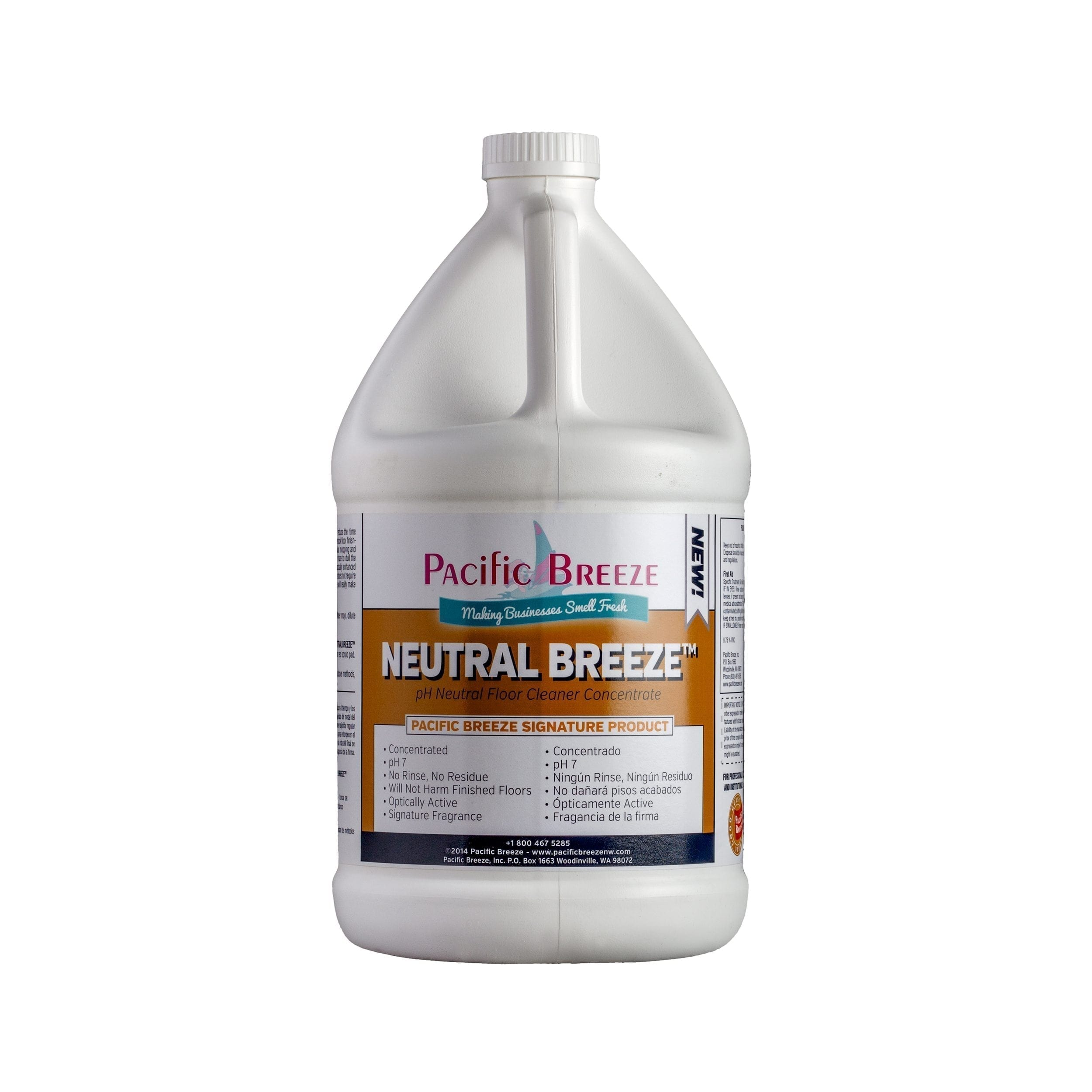 Neutral Breeze Ph Neutral Floor Cleaner Concentrate